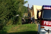 Traktorbergung in Groß Aigen