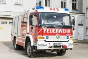 Fahrzeugbrand in Massendorf