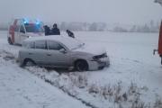 2 Einsätze bei winterlichen Verhältnissen