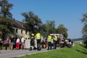 Schwerer Verkehrsunfall  in Wötzling