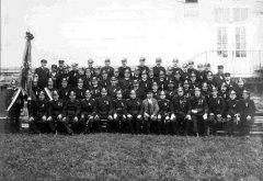 Gruppenfoto der FF Kilb im Jahr 1926